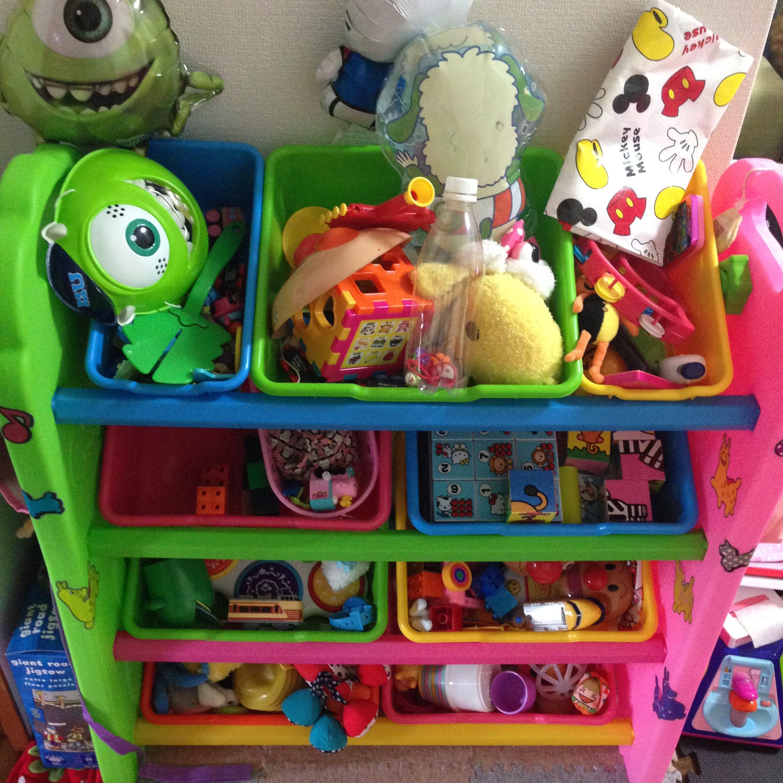 nanaxxyouxx おもちゃ収納