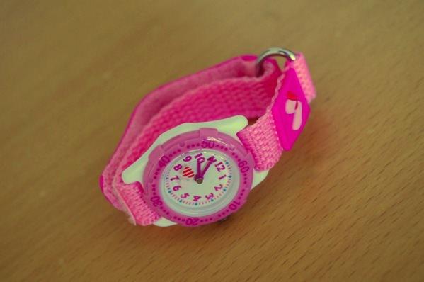 キッズ腕時計2